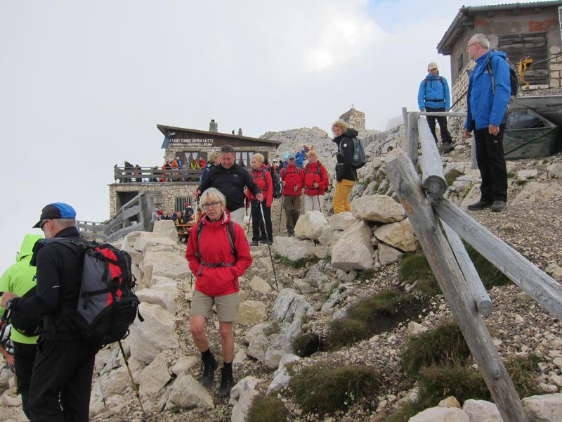 Wanderwoche Skiclub Horn-Bad Meinberg