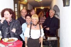 Rückblick: Hüttenfest im Bachuskeller 2002