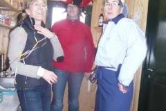 Karneval am Skilift