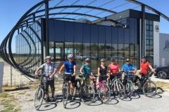 Radtour auf dem Almeradweg